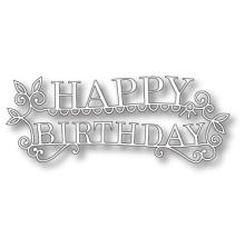 Memory Box Die - Happy Birthday Extravaganza