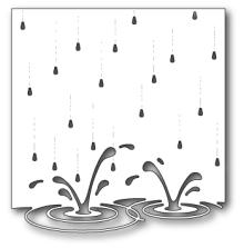 Memory Box Die - Splashing Puddles