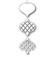Memory Box Die - Classic Ornament Triplet