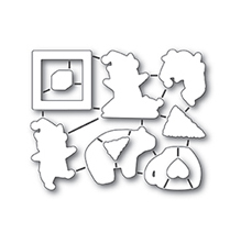 Memory Box Die - Playtime Elves