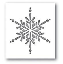 Memory Box Die - Starlight Snowflake Collage