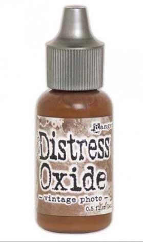 Tim Holtz Distress Oxide Ink Reinker 14ml -  Vintage Photo