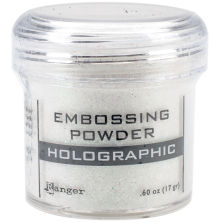 Ranger Embossing Powder 17g - Holographic