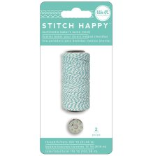 We R Memory Keepers Stitch Happy Twine - Mint