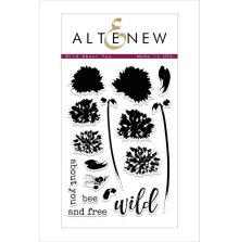 Altenew Clear Stamps 4X6 - Wild About You
