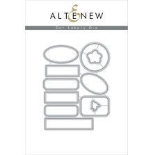 Altenew Die Set - Dot Labels