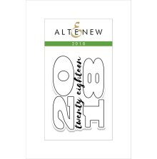 Altenew Clear Stamps 2X3 - 2018