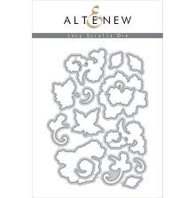 Altenew Die Set - Lacy Scrolls