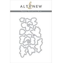 Altenew Die Set - Peony Scrolls