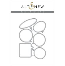 Altenew Die Set - Speech Bubbles