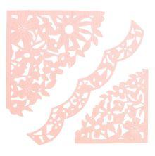 Sizzix Thinlits Die Set 3PK - Decorative Corners