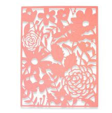 Sizzix Thinlits Die - Country Rose