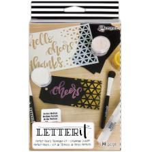 Ranger Letter It Perfect Pearls Technique Kit
