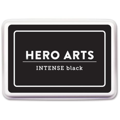 Hero Arts Dye Ink Pad - Intense Black