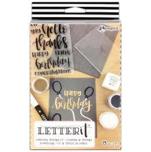 Ranger Letter It Embossing Technique Kit
