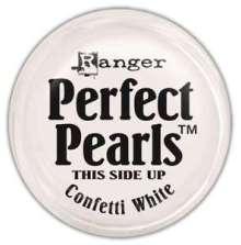 Ranger Perfect Pearls Pigment Powder - Confetti White
