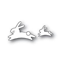 Memory Box Die - Quick Bunnies