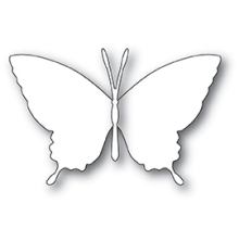 Memory Box Die - Primavera Butterfly