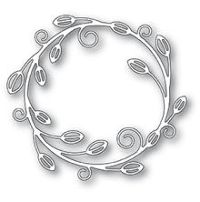 Poppystamps Die - Finial Circle