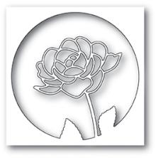 Poppystamps Die - Rose Stem Collage