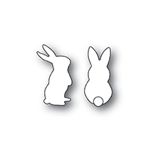 Poppystamps Die - Little Rabbits