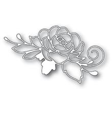 Poppystamps Die - Blooming Rose