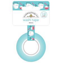 Doodlebug Washi Tape 15mmx12yd - Takeout UTGÅENDE