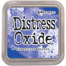 Tim Holtz Distress Oxides Ink Pad - Blueprint Sketch