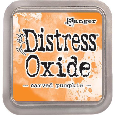 Tim Holtz Distress Oxides Ink Pad - Carved Pumpkin