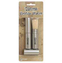 Tim Holtz Distress Retractable Blending Brush 2/Pkg