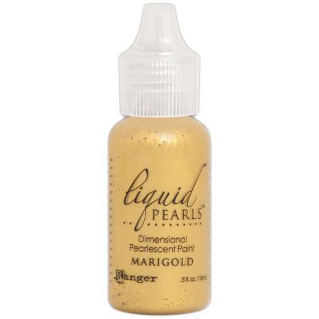 Ranger Liquid Pearls Dimensional Pearlescent 18ml - Marigold