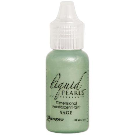 Ranger Liquid Pearls Dimensional Pearlescent 18ml - Sage