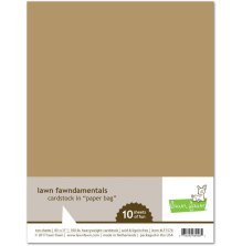 Lawn Fawn Cardstock - Paper Bag
