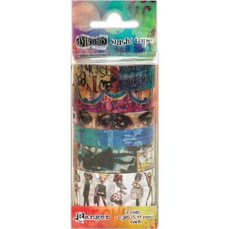 Dylusions Washi Tape - Set 2