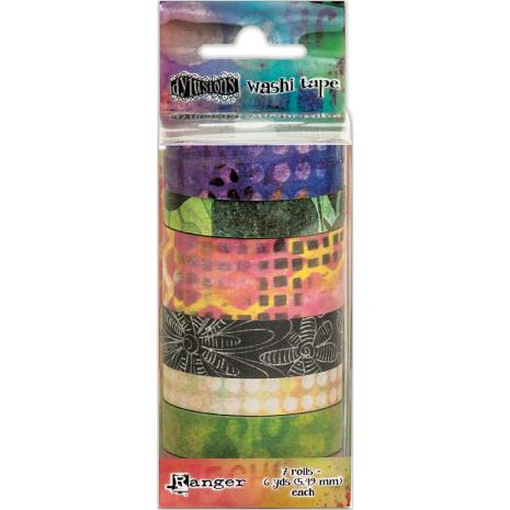 Dylusions Washi Tape - Set 3