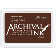 Ranger Ink Archival Inkpad - Acorn