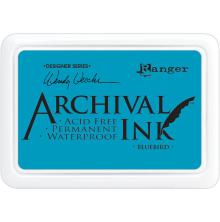 Ranger Archival Ink Pad - Bluebird
