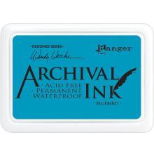Ranger Ink Archival Inkpad - Bluebird