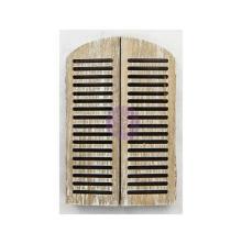 Prima Frank Garcia Memory Hardware Embellishments - Parisian Arch Shutters