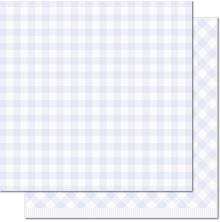 Lawn Fawn Gotta Have Gingham Double-Sided Cardstock 12X12 - Mabel