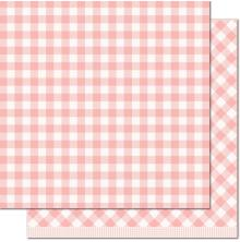 Lawn Fawn Gotta Have Gingham Double-Sided Cardstock 12X12 - Georgia