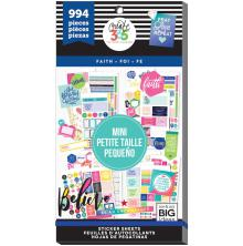 Me & My Big Ideas Happy Planner Sticker Value Pack - Mini Faith