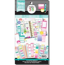 Me & My Big Ideas Happy Planner Sticker Value Pack - Productivity Fill-In