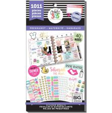 Me & My Big Ideas Happy Planner Sticker Value Pack - Pregnancy
