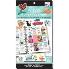 Me & My Big Ideas Happy Memory Keeping Sticker Value Pack - A Year Of Memories