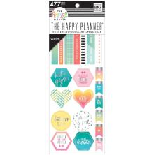 Me & My Big Ideas Happy Planner Washi Sticker Book - Fitness