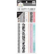 Me & My Big Ideas Happy Planner Washi Sticker Book - Pastels