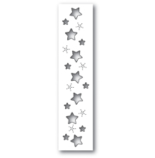 Memory Box Die - Starry Sky Border