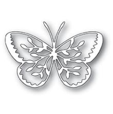 Memory Box Die - Vine Butterfly
