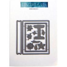 Concord & 9th Dies - Monogram